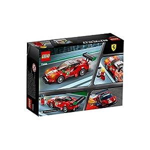 Amazon.co.jp - レゴ スピードチャンピオン フェラーリ 488 GT3 スクーデリア・コルサ 75886