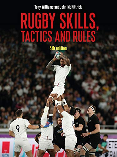 Compare Textbook Prices for Rugby Skills, Tactics and Rules 5 Edition ISBN 9781472973870 by Williams, Tony,McKittrick, John