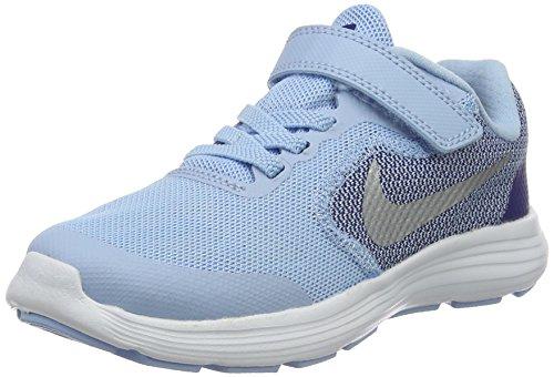 Nike Nike Revolution 3 (PSV), Mädchen Laufschuhe blau 28 1/2