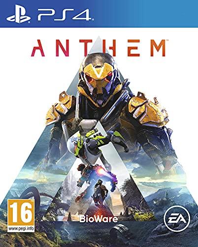 Anthem PS4 - PlayStation 4 [Importación francesa]