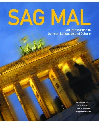 Sag mal Student Edition, Supersite Plus and vtext Code
