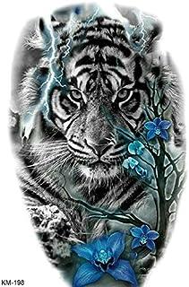Tiger Tattoo Arm Tattoo Fake Festival Tattoo km198