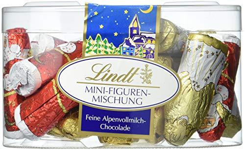 Lindt Mini-Figuren Mischung Weihnachten, 1er Pack (1 x 200 g)