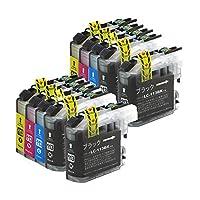 LC113-4PK+LC113BK ブラザー互換インクカートリッジ brother LC113シリーズ 4色セット+ブラック×2セット インクファクトリー