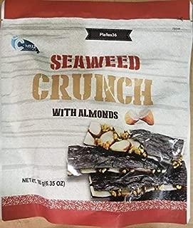 Best seaweed almond costco Reviews