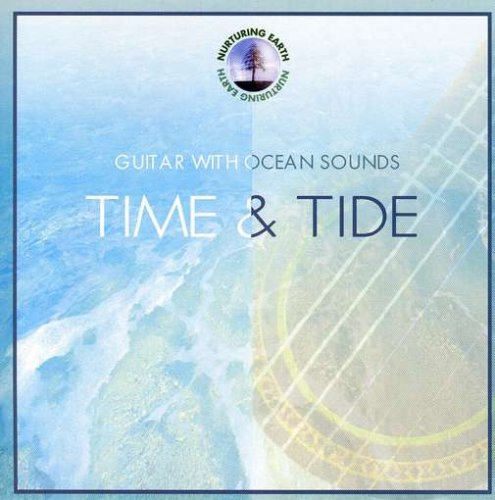 Time & Tide: Guitar With Ocean Sounds