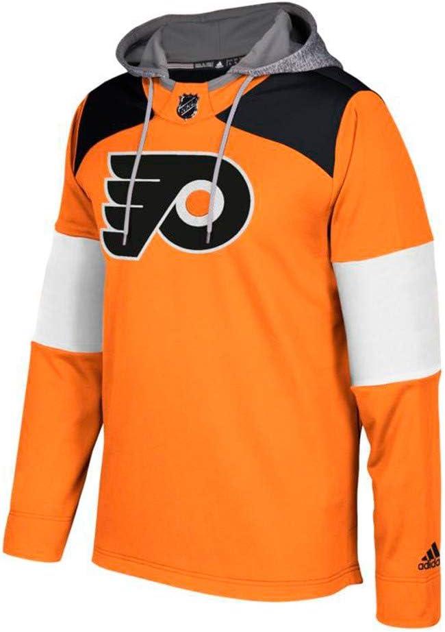 adidas Philadelphia Flyers NHL Platinum Jersey ... - Amazon.com