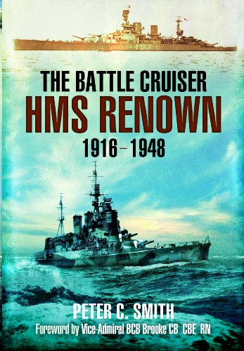 Battle-cruiser Hms Renown 1916-48