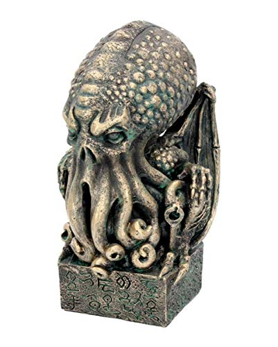 Horror-Shop Cthulhu Statue 17 cm als Geschenk