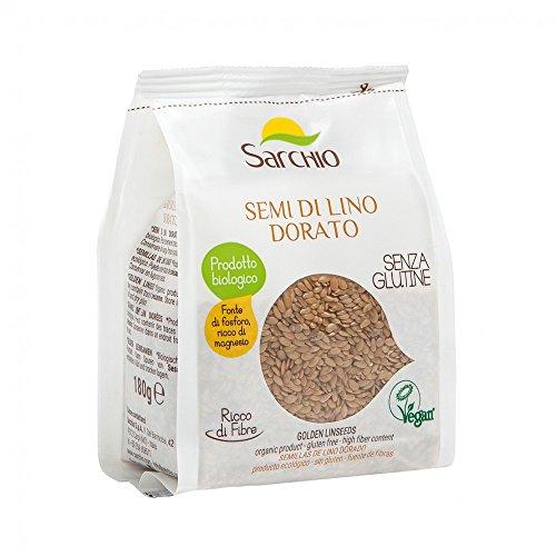 Sarchio - Semi Di Lino Dorato - 180g