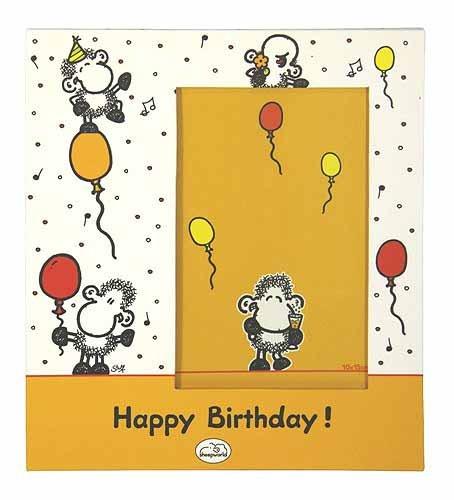 Sheepworld 60923 Bilderrahmen Happy Birthday