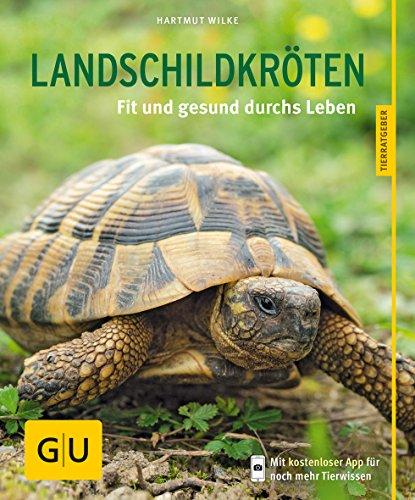 Landschildkröten: Fit und gesund durchs Leben (GU Tierratgeber)