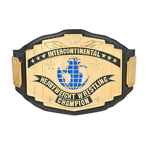 WWE - Cintura - Uomo Nero Nero Taglia unica