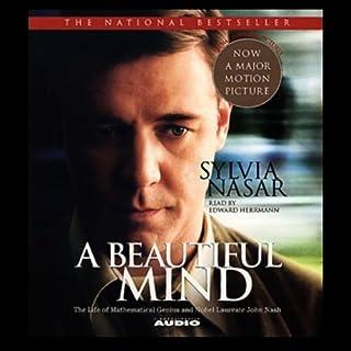 A Beautiful Mind audiobook cover art