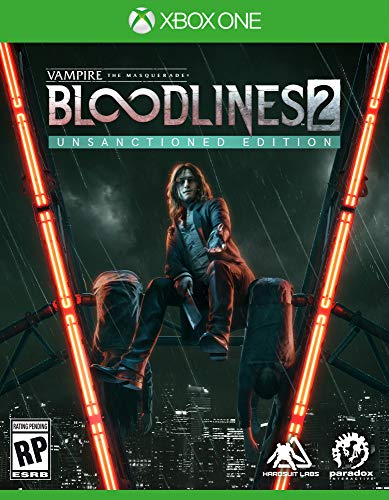 Vampire: The Masquerade - Bloodlines 2: Unsanctioned Edition - Xbox One