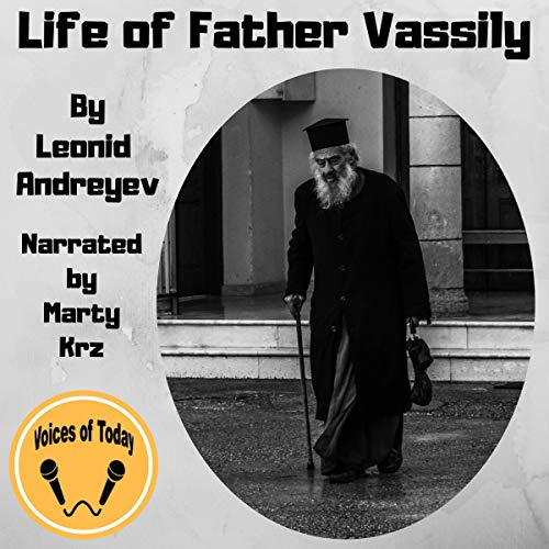 Life of Father Vassily  By  cover art
