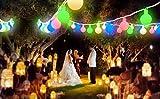 Zoom IMG-2 stringa luci led giardino natale