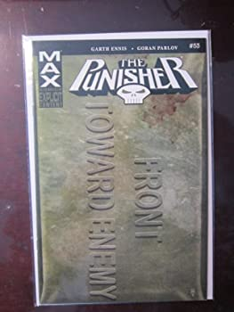Comic Punisher #53 Book