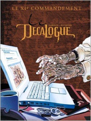 Le Décalogue, Tome 9 : Le papyrus de Kôm-Ombo de Michel Fauré,Frank Giroud ( 22 janvier 2003 )