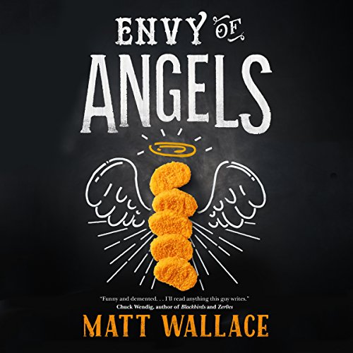Envy of Angels audiobook cover art