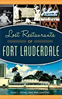 Lost Restaurants of Fort Lauderdale