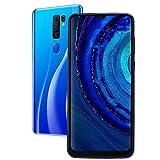 Worii Magnalium Shell Bluetooth4.0 Smartphone de Cuatro núcleos, teléfono móvil de 6.7 Pulgadas, hogar de Color(European regulations)