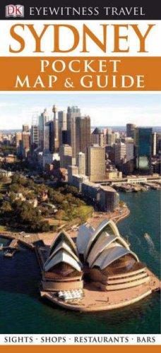 DK Eyewitness Pocket Map and Guide: Sydney (Pocket Travel Guide)