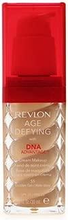 Revlon Age Defying Foundation with DNA Advantage, Golden Tan, 1 Fluid Ounce
