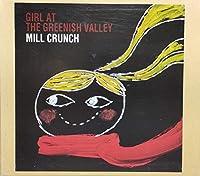 Girl At The Greenish Valley