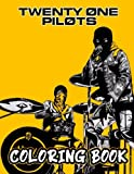Twenty One Pilots Coloring Book: A Fabulous Coloring Book For Fans of All Ages With Several Images Of Twenty One Pilots. One Of The Best Ways To Relax And Enjoy Coloring Fun.