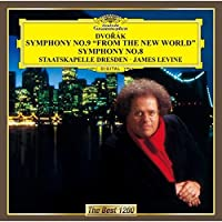 Dvorak: Symphony No. 9 From the by James Levine (2015-05-20)