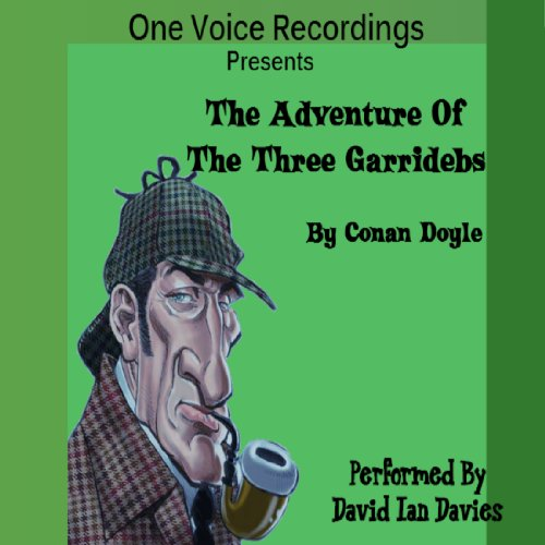 The Adventure of the Three Garridebs cover art