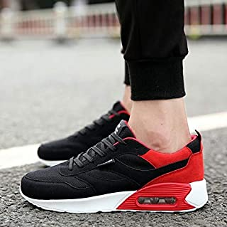 BEESCLOVER New Men Running Shoes for Men Lightweight Laces Sneakers Walking Shoes Air Cushion Male Jogging Footwear Sports Shoes