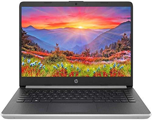 HP Laptop de 14 pulgadas, procesador Intel Core i3-1005G1, 1,2 GHz, 4 GB, DDR4 2666, SDRAM 128 GB, SSD 14-dq1033cl