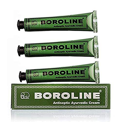 Boroline Antiseptic Ayurvedic Cream 20g (Pack of 3) by Boroline