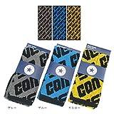 コンバース フェイスタオル アングル CONVERSE 男の子 スポーツブランド レジャー ロングタオル (FJ427501/ブルー)
