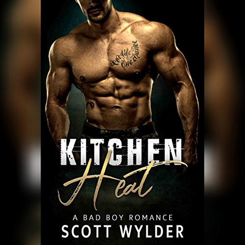 Kitchen Heat audiobook cover art