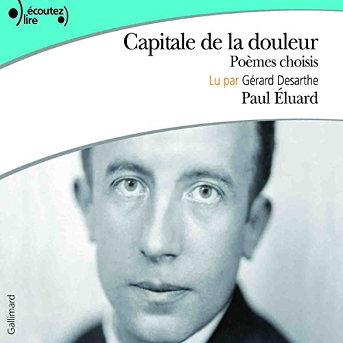 Capitale de la douleur audiobook cover art