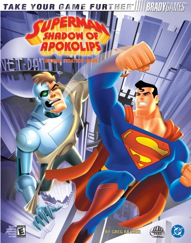 Superman: Shadow of Apokolips : Official Strategy Guide