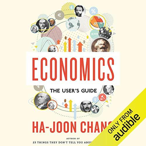 Economics audiobook cover art