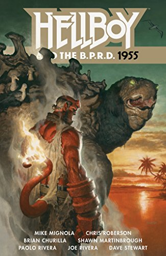 Hellboy and the B.P.R.D.: 1955 (English Edition)