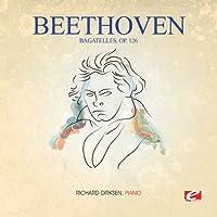 Beethoven: Bagatelles Op 126