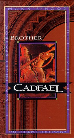 Brother Cadfael Series 1 Box Set: The Sanctuary Sparrow, One Corpse Too Many, Monk's Hood and The Leper of St. Giles [VHS]