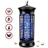 Electric Bug Zapper, Powerful Insect Killer, Mosquito Zappers, Mosquito lamp, Light-Emitting Flying Insect Trap for...