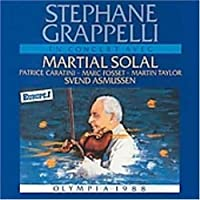 Olympia 88 by Stephane Grappelli (2005-06-13)