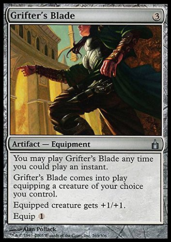 Magic The Gathering - Grifter39;s Blade - Ravnica