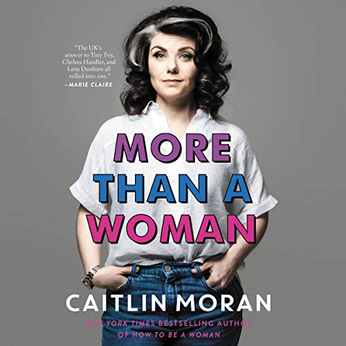 More than a Woman Titelbild