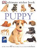 Ultimate Sticker Book: Puppy: More Than 60 Reusable Full-Color...