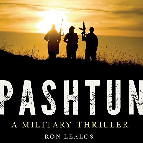Pashtun audiobook cover art