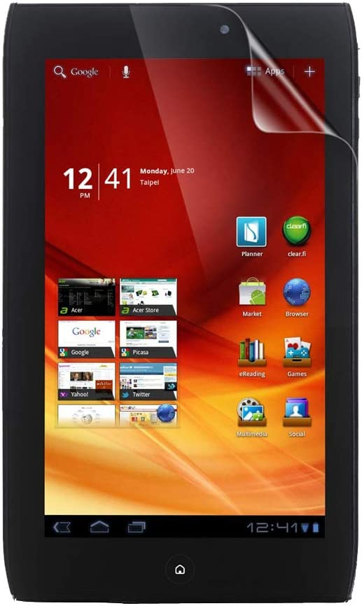 Celicious Matte Anti-Glare Screen Protector Film Compatible with Acer Iconia Tab B1-710 Pack of 2